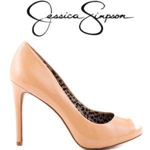 ⚪️NWOT Jessica Simpson Sara Pumps
